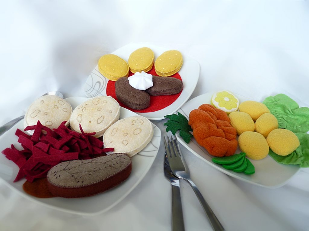 Jídlo web 3