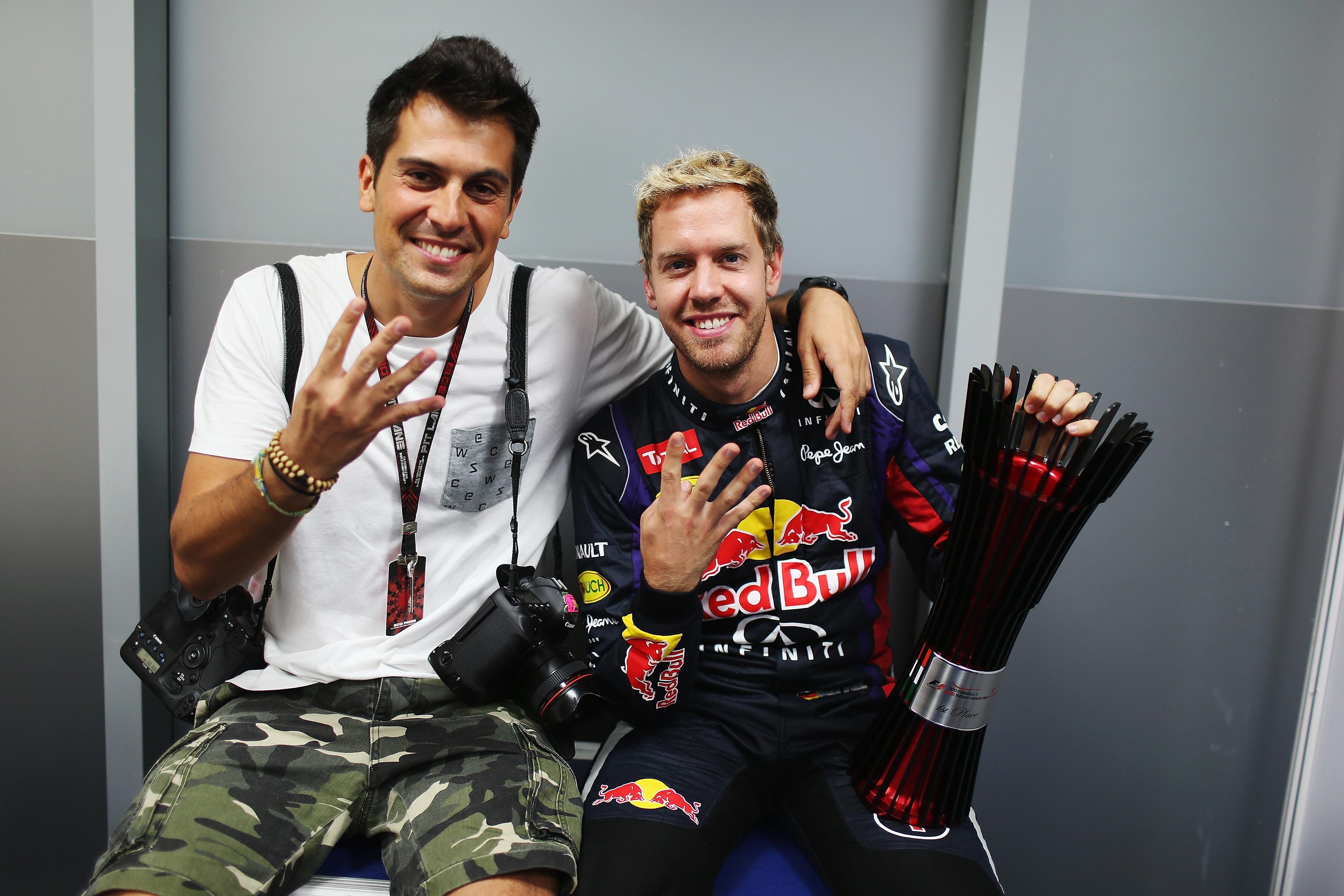 F1 Grand Prix of India - Race