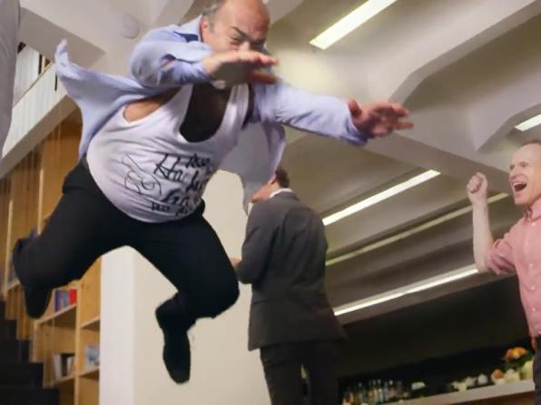 VIDEO: Češi, oslavte své úspěchy v práci!