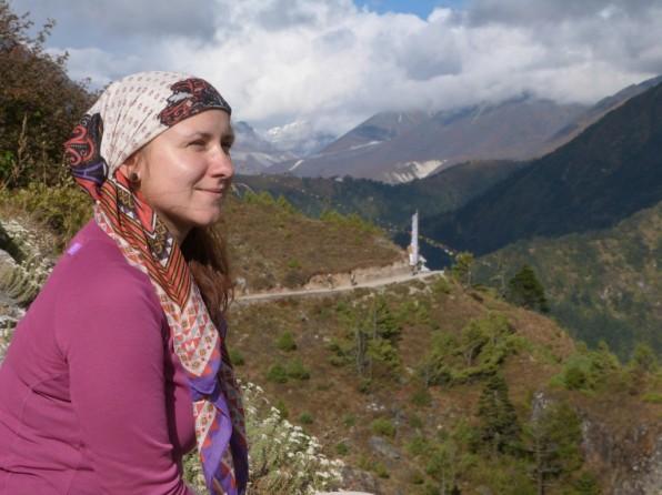 Práce a cestování v jednom: Lucie provádí turisty po Asii