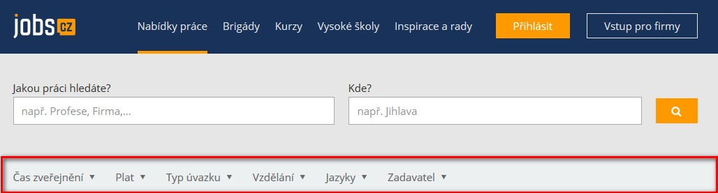 pokrocile_filtry_Jobs.cz