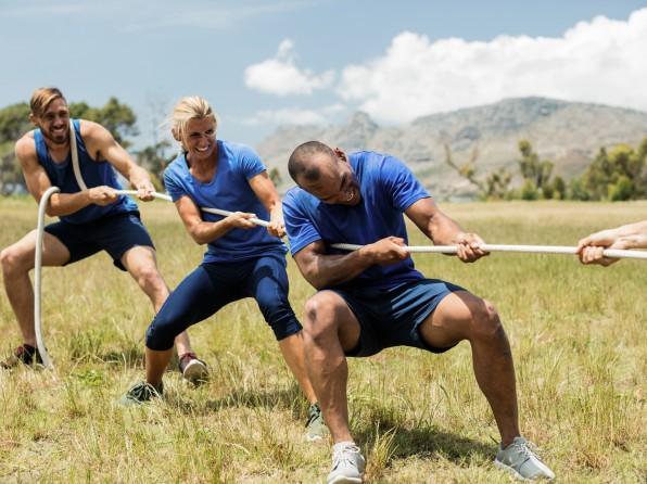Jak přežít teambuilding, když jste introvert