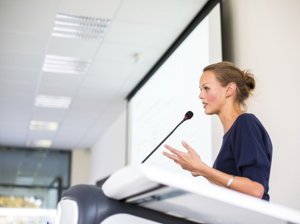 Budou vás milovat: tipy, jak dělat skvělé prezentace
