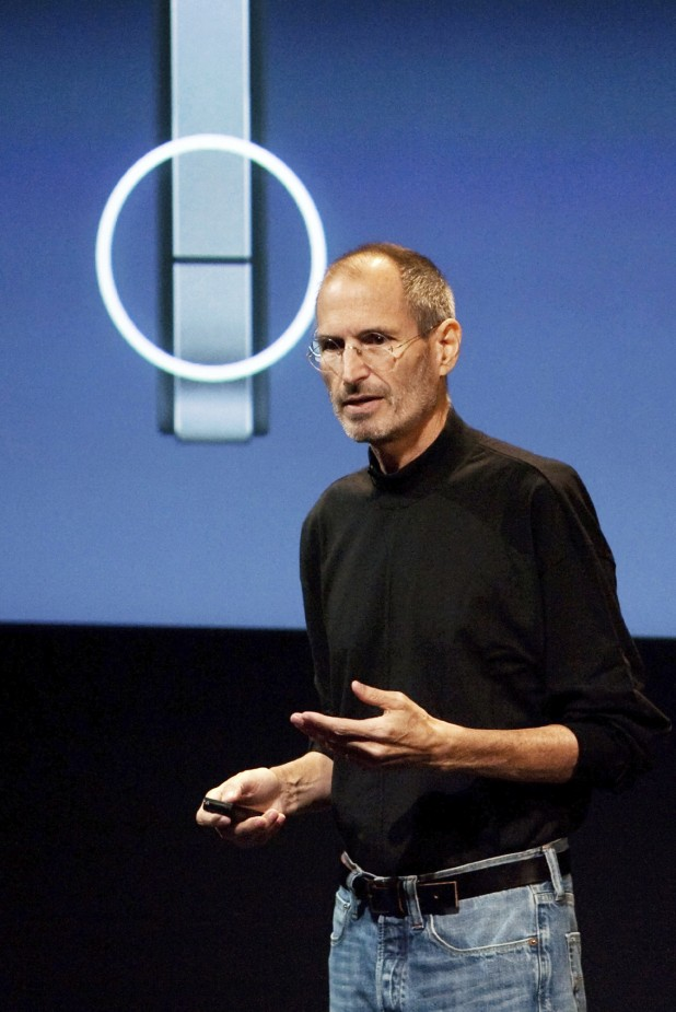 Apple Holds Press Conference On Its iPhone 4