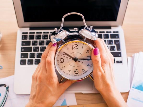 Jak vyhrát válku s časem a každý den ušetřit 30 minut