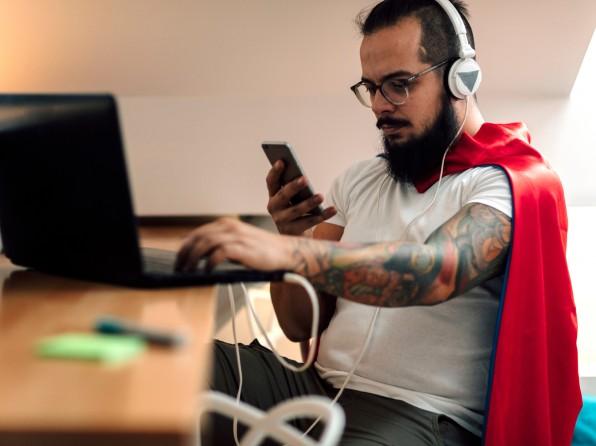 V inzerátu hledají supermana: nevadí, i tak odpovězte