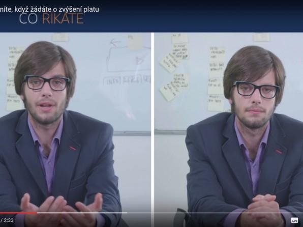 Video: Jak zníte, když si říkáte o vyšší plat