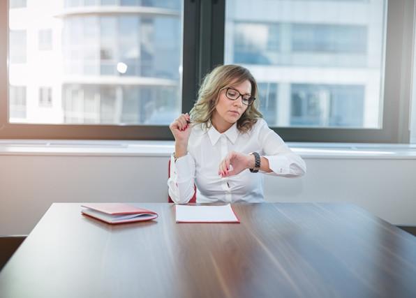 Co riskujete, když bez omluvy nepřijdete na pohovor