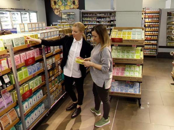 Reportáž: 1 den prodavačkou v Marks & Spencer