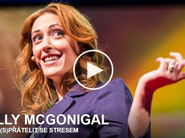 Kelly McGonigal: Jak jsem se spřátelila se stresem