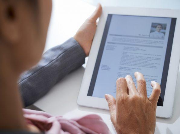 CV je reklama, servírovaná vybíravému zákazníkovi