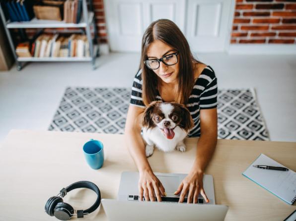 Zlatá pravidla práce z domova (home office)