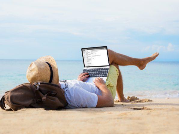 Jaké kroky udělat před dovolenou a po ní, abyste si užili zasloužené volno?